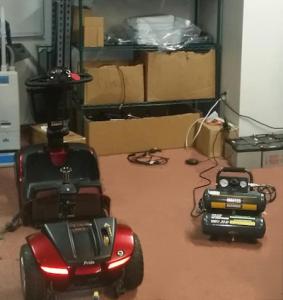 scooter repairs
